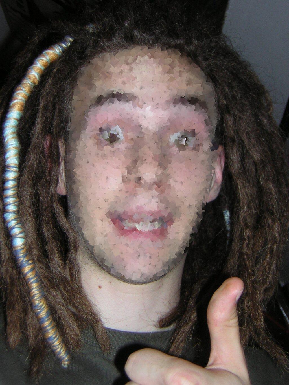 Atebas plus long que les cheveux